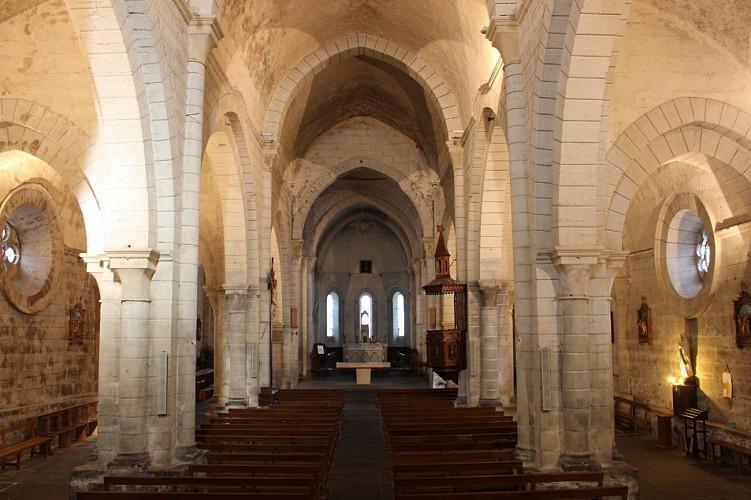 Collégiale Notre-Dame d'Herment