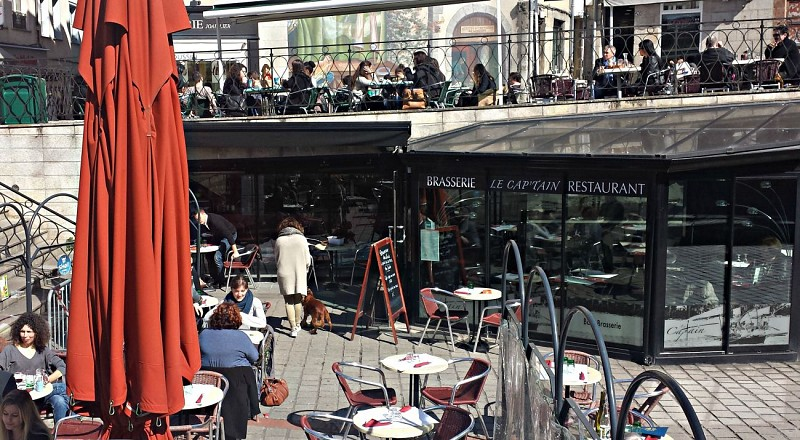 Brasserie Le Cap'tain