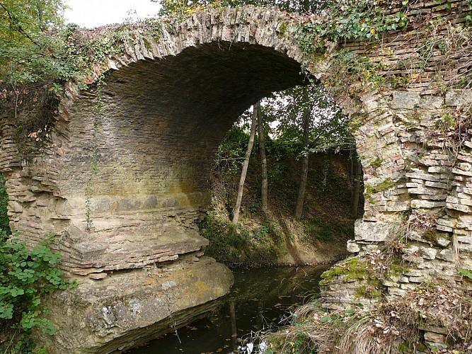 Vestiges du Pont Romain