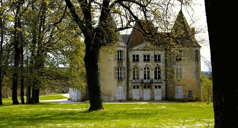 Le château de Reynel