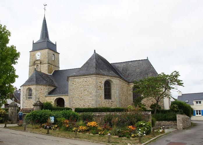 Lauzach, Eglise Ste Christine