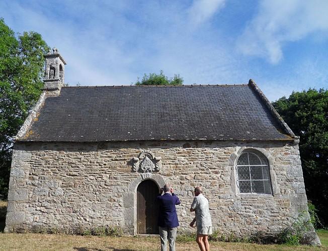Lauzach, Chapelle St Michel