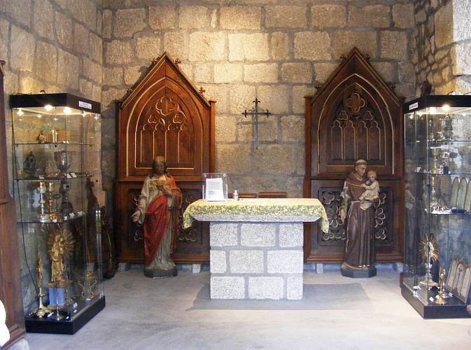 Eglise de Saint Amans-des-Côts