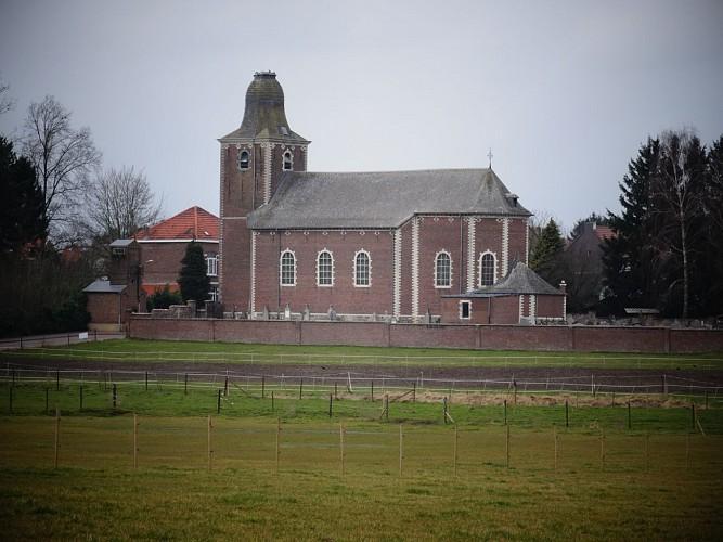 Eglise de Huppaye