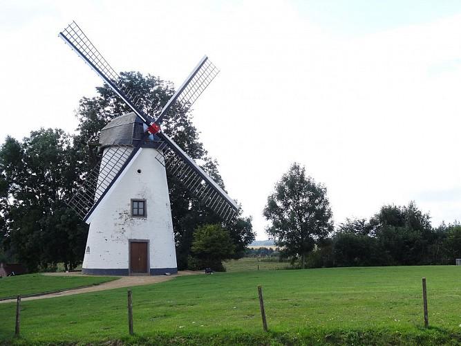 Moulin d'Opprebais (moulin Gustot)
