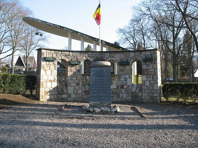 Monument des 3 et 6 Chasseurs Ardennais