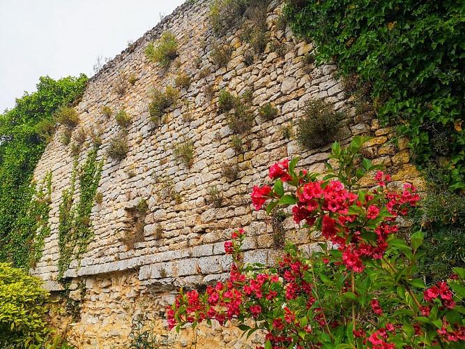 La Tour Madeleine et ses remparts