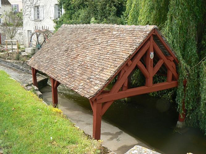 Le Lavoir et le Moulin de Beaupoivre