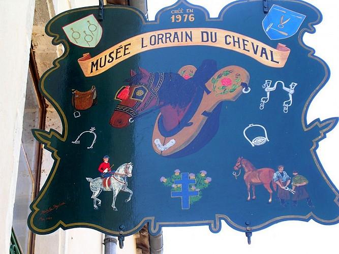 Musée Lorrain du Cheval