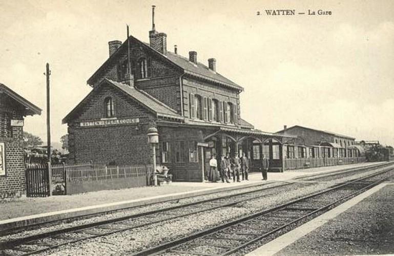 Gare de Watten-Eperlecques