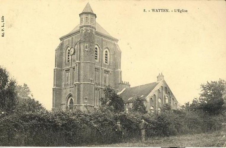 L'église Saint-Gilles