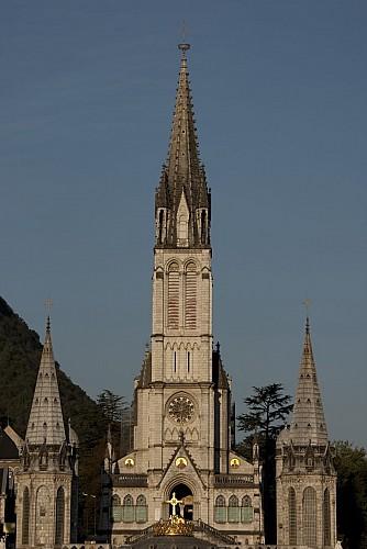 1-La Basilique de l'Immaculée Conception