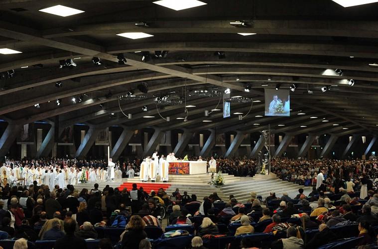 La Basilique Saint Pie X