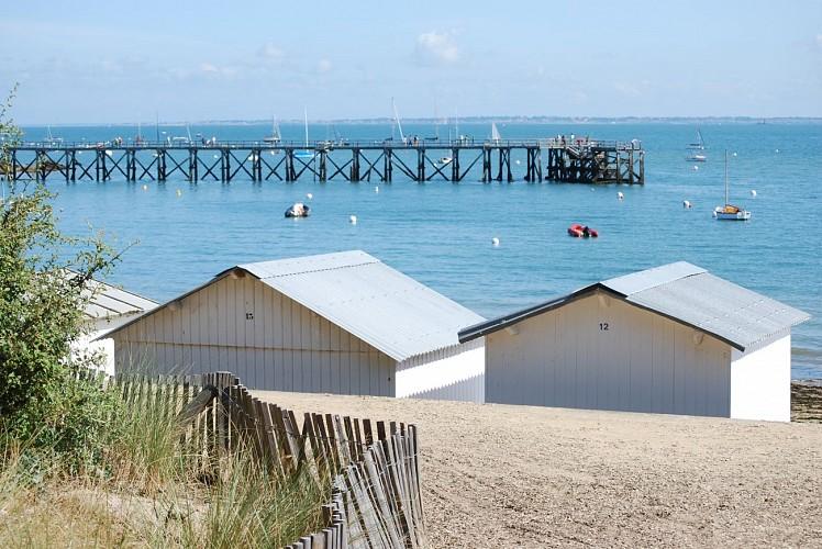 Point d 39 int r t plage des dames noirmoutier en l 39 ile - Office de tourisme noirmoutier en l ile vendee ...