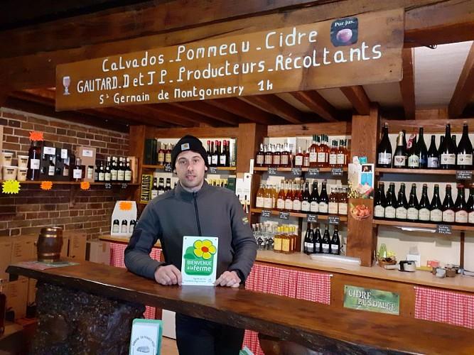 Le Perrey Picot cider farm