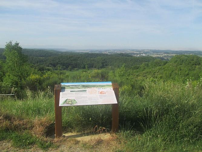 Point de vue Pouyloubrin