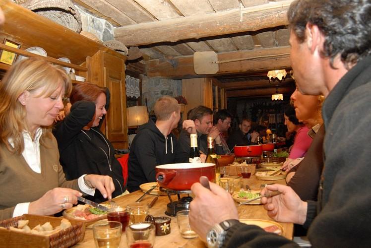 Restaurant d'altitude Refuge du Tornieux