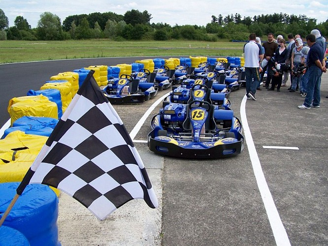 Karting 45 - Groupe karting
