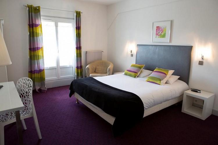 Briare- Hôtel le Cerf-Chambre Bât Annex2