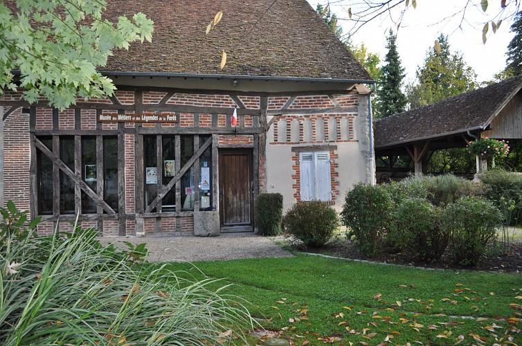 Musée Loury extérieur 1