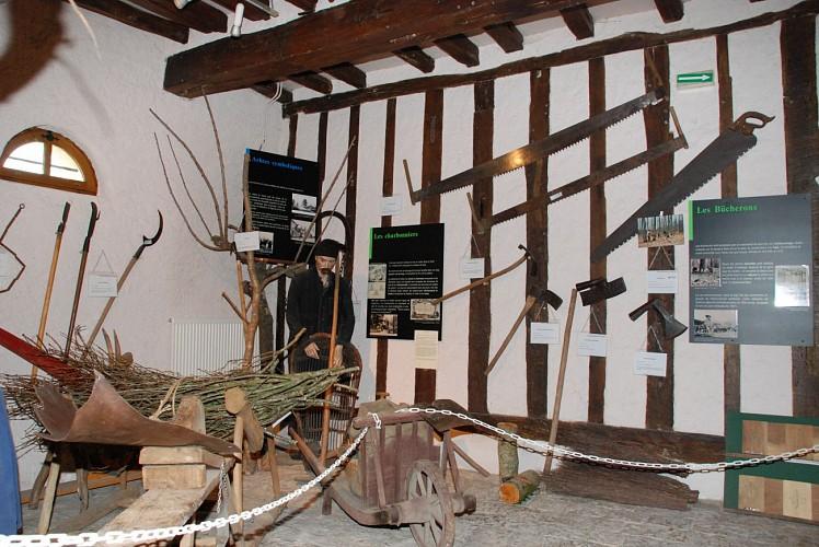 Musée Loury intérieur 1