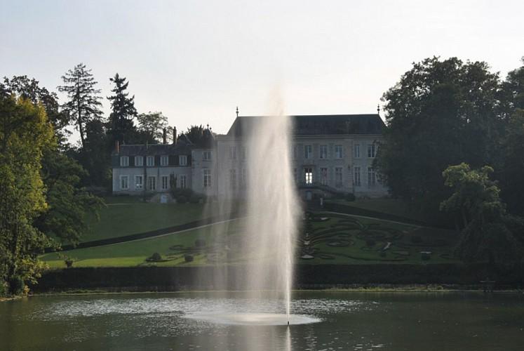 Miroir et château