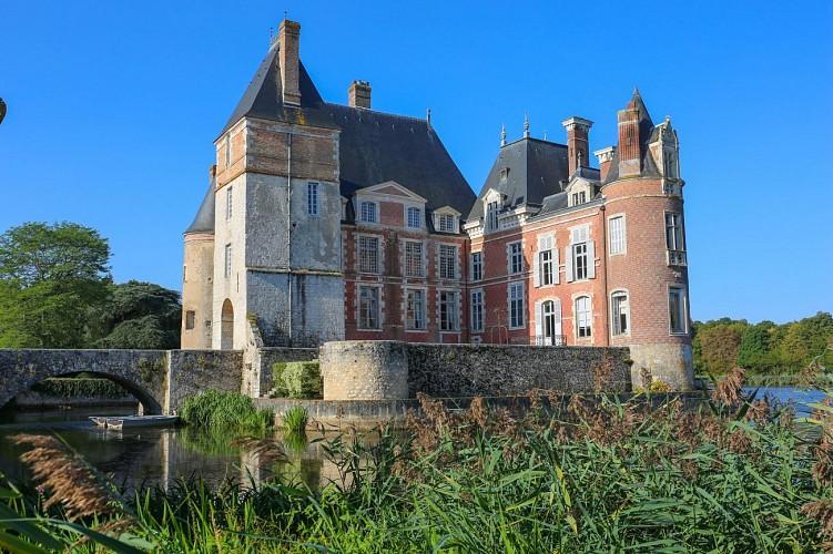 potiron dalhias château sept. 2014 ph ch de la b
