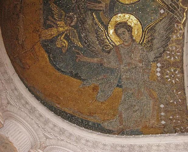 eglise de la très sainte trinite arche sainte benie par la main de dieu details