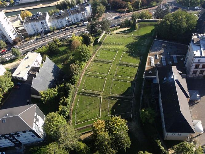Jardins du Château de Montargis-Fonds de dotation Château royal de Montargis