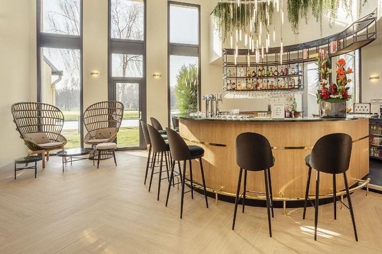 Salle restaurant Ô Deux Sens - individuel 1-T