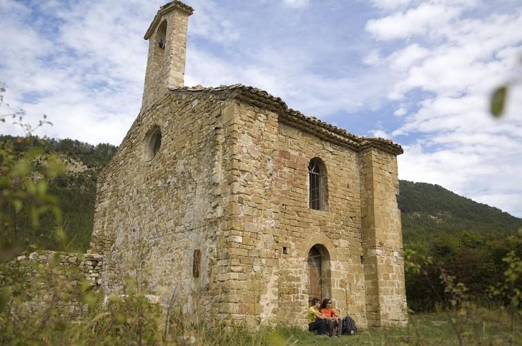Église romane de Saint-Cyrice