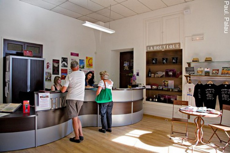 Offices de tourisme office de tourisme grand carcassonne antenne minervois caunes minervois - Office de tourisme carcassonne ...