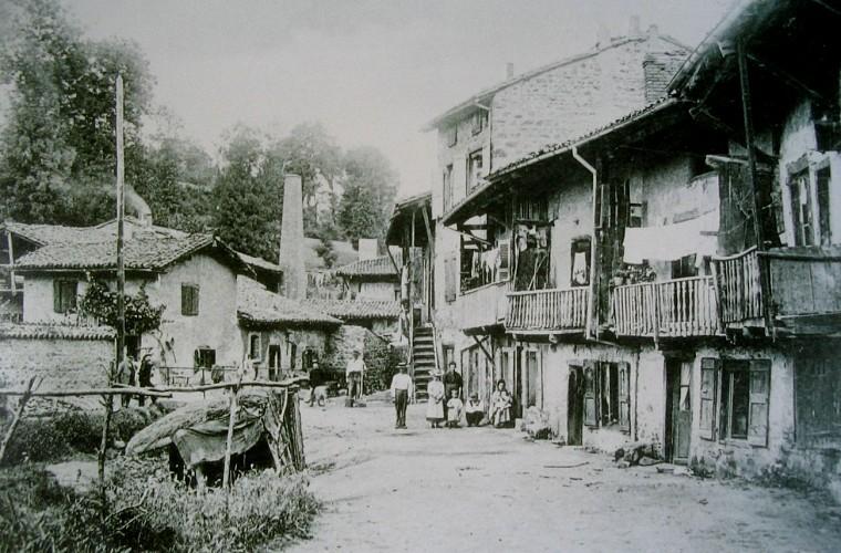 Point of interest maisons de tanneur xviiie si cle - Piscine saint symphorien sur coise ...