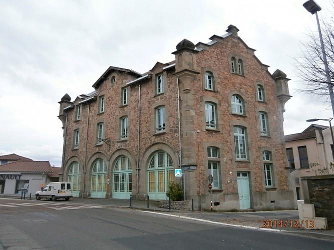 Maison style Art Nouveau (XIXe siècle)