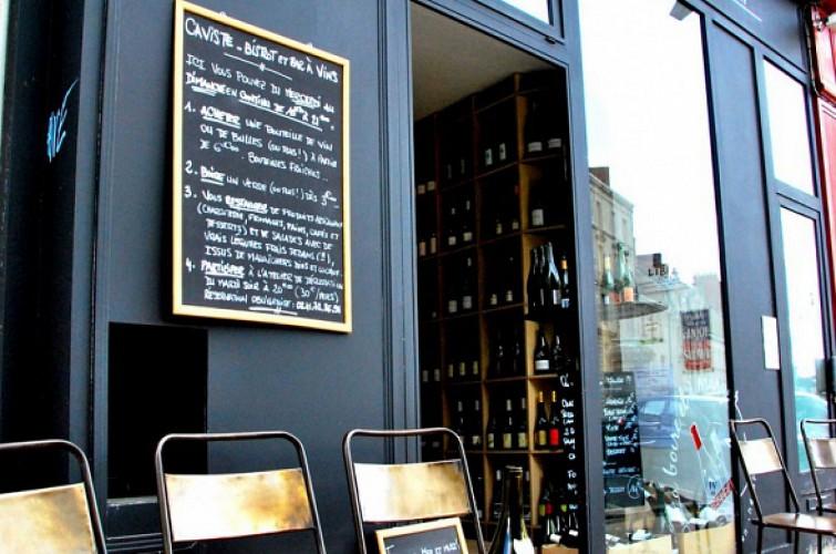 A boire et à manger & la place de la Visitation