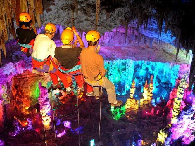 L'Incroyable Grotte de la Salamandre