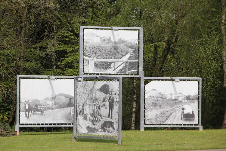 Hoffelt - Les vestiges du Canal Meuse-Moselle