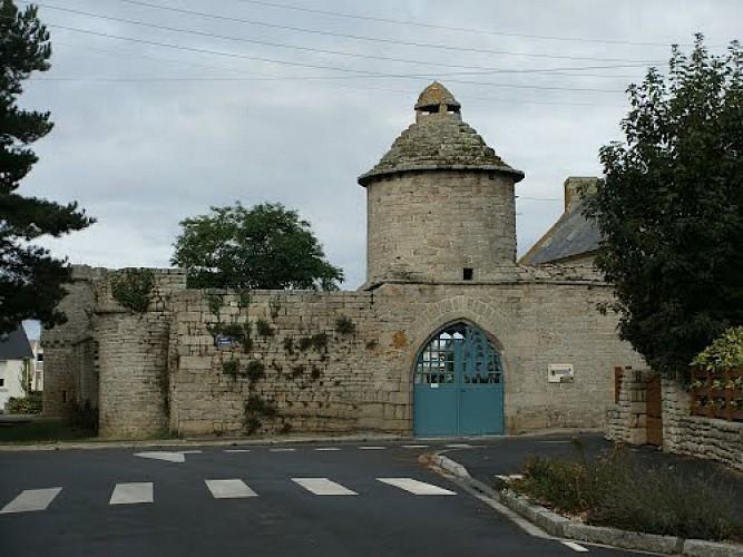 Chateau de Kergoz