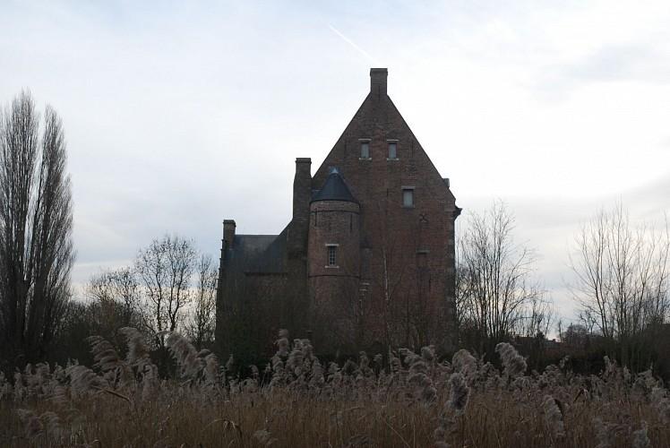 Le chateau des Comtes Mouscron