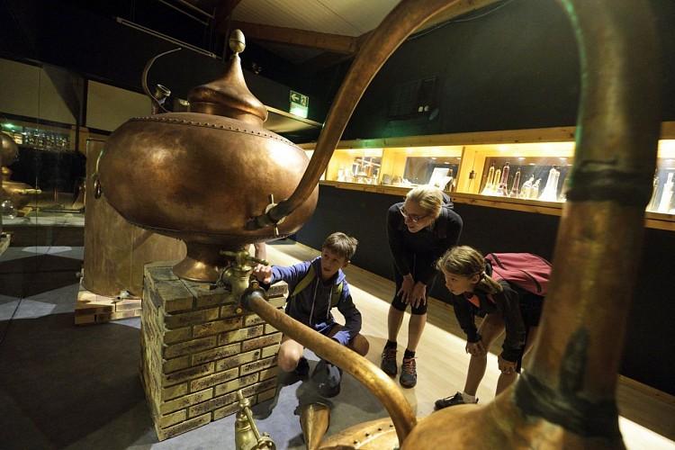 Musée de l'Alambic - Distillerie Jean Gauthier