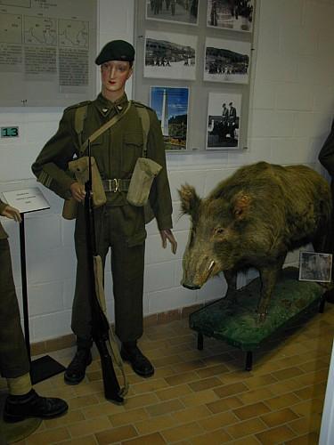 Musée des Chasseurs Ardennais