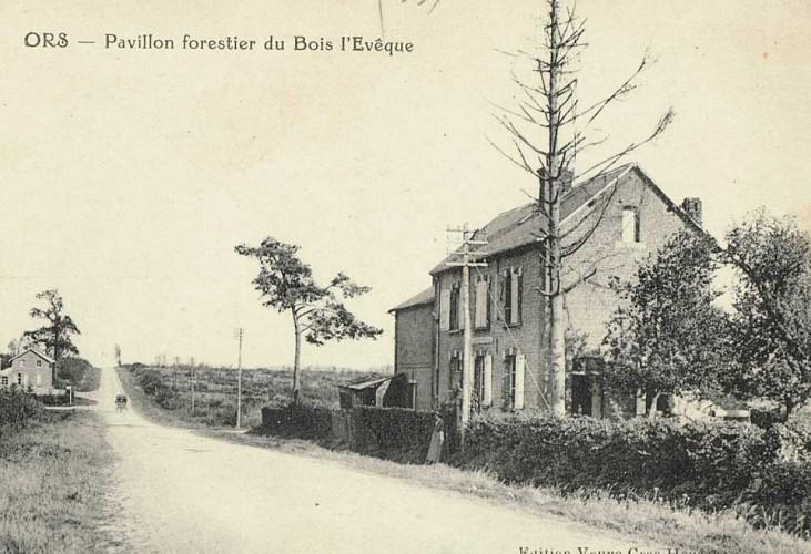 7 - Bois-l'Évêque et Chapelle de l'Ermitage