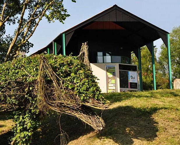 Maison du Parc naturel régional de la Montagne de Reims