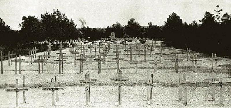 Nécropole russe de Saint-Hilaire-le-Grand