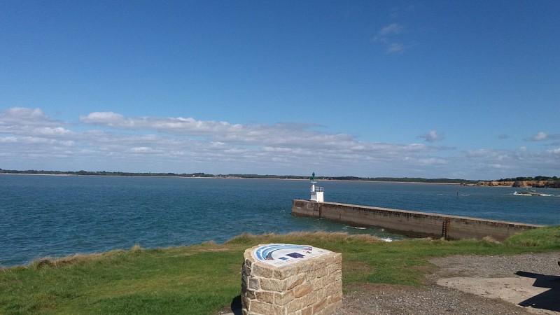 Pointe de Merquel et son observatoire ornithologique