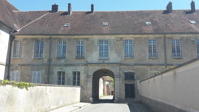 Porche de l'abbaye