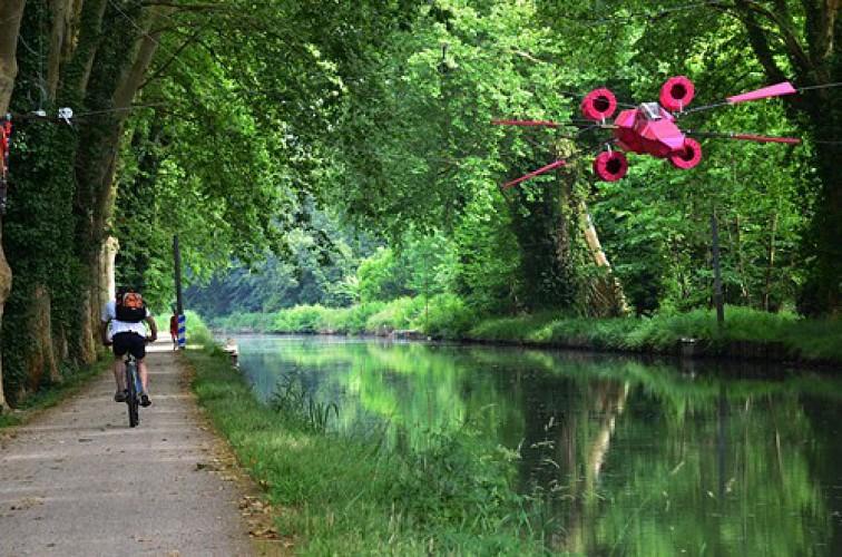 Canal à Villeton