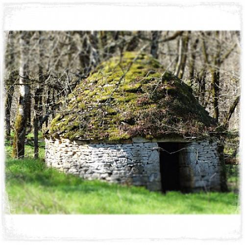 Grande Cabane de pierre seches