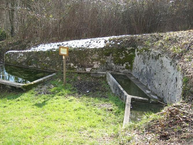 Fontaine du Mas Joly