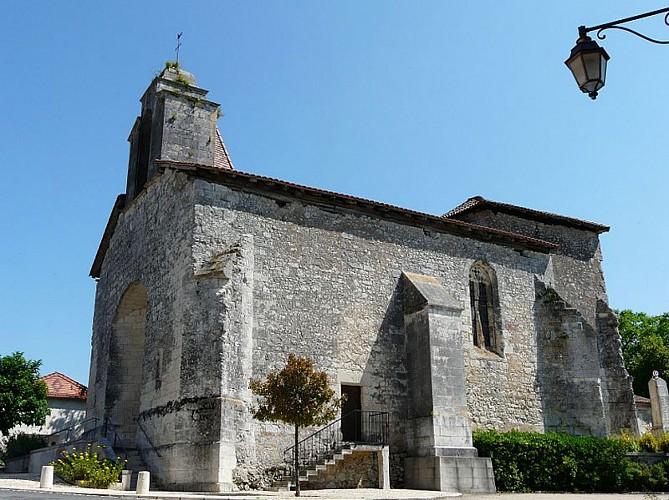 Eglise St Pardoux